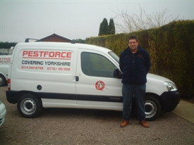 Pest Control Wakefield, Batley, Castleford image